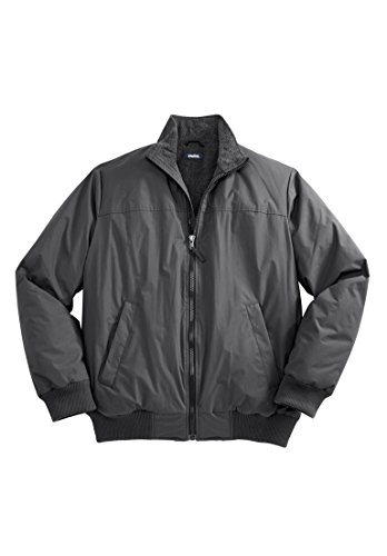 Kingsize Fleece Lined Bomber Squall Jacket