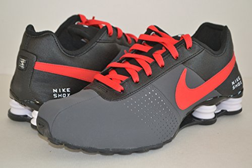... italy mens nike shox deliver 317547 069 gray black red white size 10.5  buy online in sweden sale online womens athletic shoes ... a8aa716af