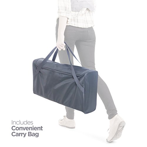 Milliard Pack and Play Mattress, Conveniently Folds Into Bonus Carry Bag by Milliard (Image #7)