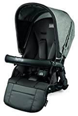 Traveling in comfort is a breeze with the stylish Pop-Up Seat. This multifunctional stroller seat has been tailored to provide maximum comfort and designed for optimal performance. The Pop-Up Seat has an adjustable hood with mesh ventilation ...
