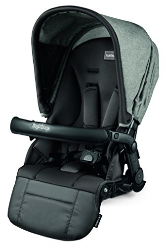 Peg Perego Pop-Up Seat for Team, Duette and Triplette Strollers, Atmosphere by Peg Perego