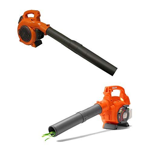 Husqvarna 125B 28CC 170 Mph Gas Leaf Handheld Blower and Kids Toy Leaf Blower