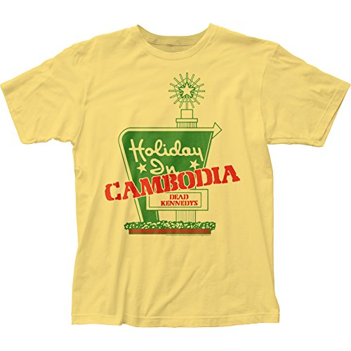 Dead Kennedys Holiday in Cambodia Men