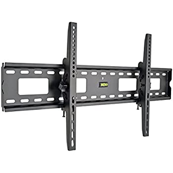 Amazon Com Tripp Lite Tilt Wall Mount For 45 Quot To 85 Quot Tvs