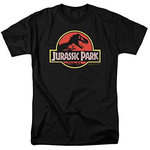 Jurassic Park T Shirt and Exclusive Stickers (XXXX-Large)