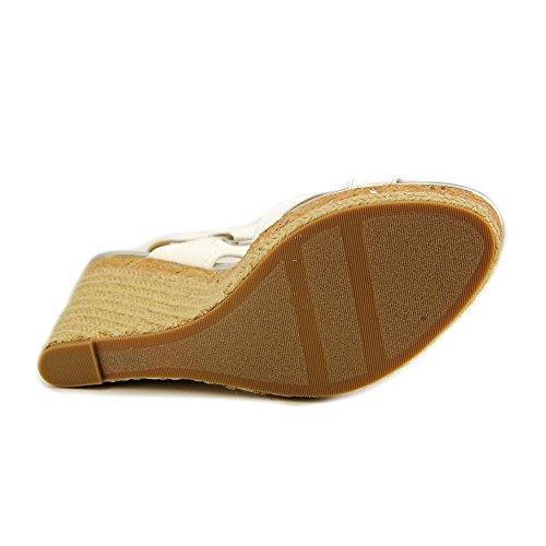 Alfani Pursue Mujer Us 11 White Wedge Sandal