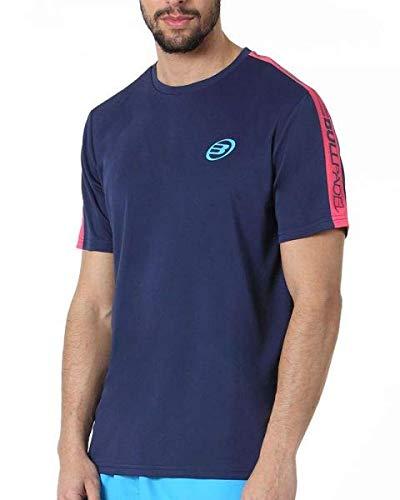 Bullpadel Camiseta COSTIBI Paquito Navarro Azul Marino ...