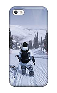 Shock-dirt Proof Shaun White Snowboarding Case Cover For Iphone 5/5s