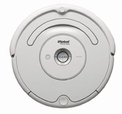 iRobot Roomba automatic vacuum cleaner rumba white 537J