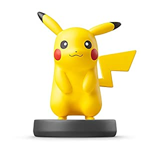 Pikachu amiibo - Japan Import (Super Smash Bros Series)