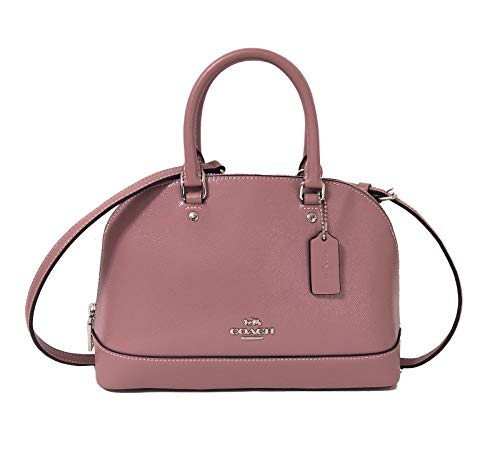 Sierra Dusty Shoulder Coach Rose Handbag Satchel Sv Shoulder Inclined Purse Mini Women��s nvwqw1Y5