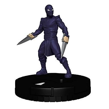 Amazon.com: Heroclix TMNT Heroes in Half Shell #006 Foot ...
