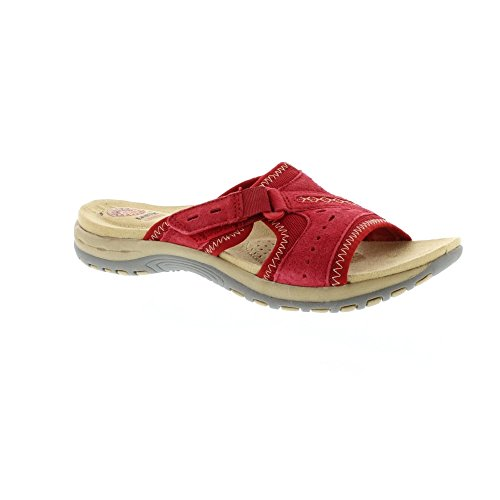 Earth Spirit Lakewood - Red (Leather) Womens Sandals
