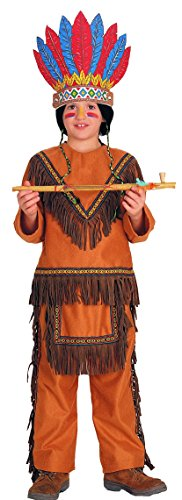 Rubie's Costume Co Native American Boy Costume, Large, Large