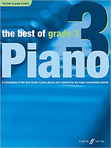 The Best of Grade 3 Piano price comparison at Flipkart, Amazon, Crossword, Uread, Bookadda, Landmark, Homeshop18