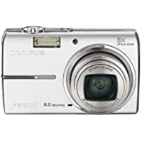 Olympus FE-200 6MP Digital Camera with Digital Image Stabilized 5x Optical Zoom