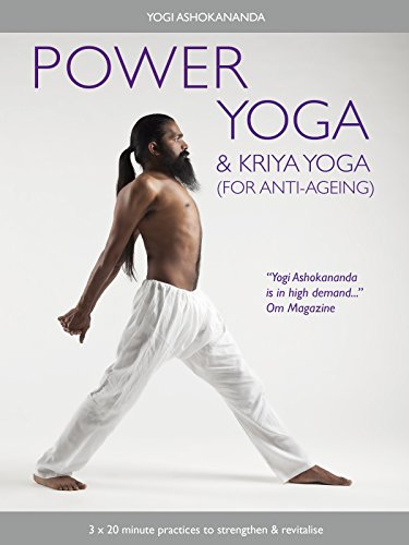 Power Yoga & Kriya Yoga (for anti-ageing), Yogi Ashokananda on Amazon Prime Video UK