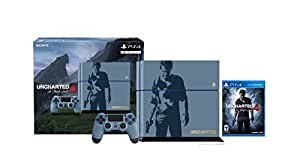 Sony PlayStation 4 500GB Console - Uncharted 4 Limited Edition Bundle [Discontinued]