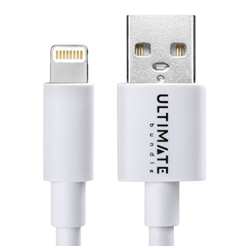 Apple 10W Charger with Lightning Cable for iPhone 5/5c/5s/iPad Air - 1