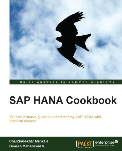 SAP HANA Cookbook Pdf