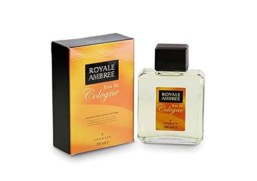 Royale Ambree by Legrain for Men 6.8 oz Eau de Cologne Pour