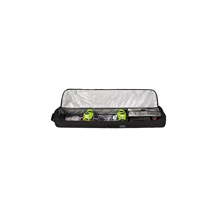 DAKINE Low Roller Snowboard Bag 157 (Black)