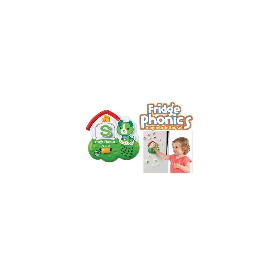 Leapfrog Fridge Phonics Magnetic Alphabet Set Toys & Games