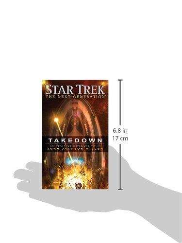 Amazon.com: Takedown (Star Trek: The Next Generation) (9781476782713 ...