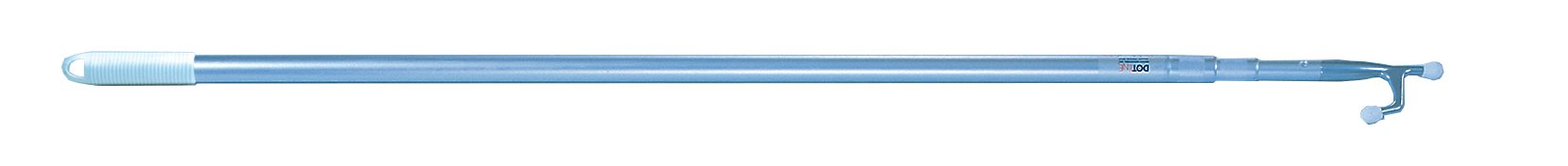 Dotl Boat Hook Tele 4'-12' Length: 56'' - 144''