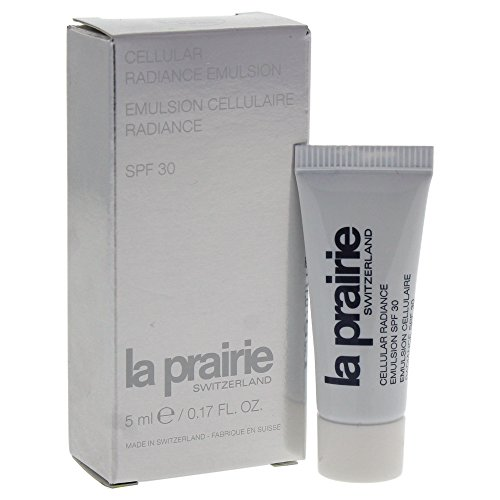 La Prairie Cellular Radiance SPF 30 Emulsion, 0.17 Ounce