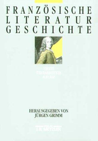 Französische Literaturgeschichte