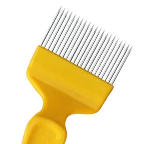 ZXUY Bee Keeping Stainless Steel Uncapping Fork