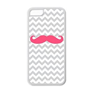 Cute Mustache iphone 6 plus Case Funny Mustache Silicone Cases Cover at NewOne