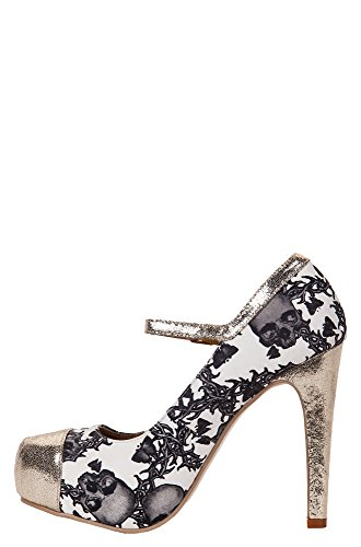 Fist Mary Iron Decay Platforms Jane Urban Shoes HFdq4