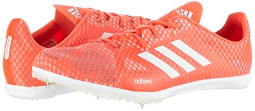 Leggera Atletica Donna running Ambition Adizero Rosso Adidas 4 Scarpe Red solar Da black White YFxwqX