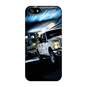 New Style Robearke Hard Case Cover For Iphone 5/5s- 2011 Ford Super Duty