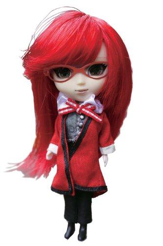 Docolla Pullip Doll Black Butler Grell Pullip Figure Doll