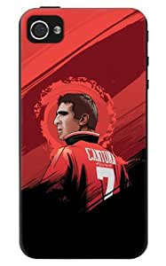 DailyObjects Cantona Case For iPhone 4/4S