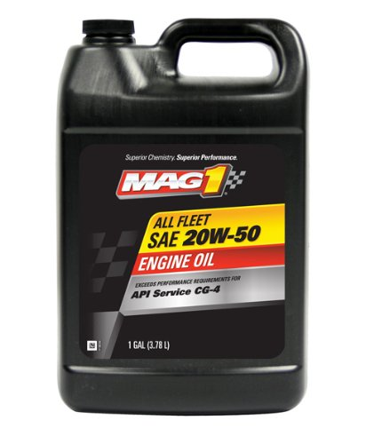 Mag 1 60252 20w 50 Cg 4 All Fleet Engine Oil 1 Gallon