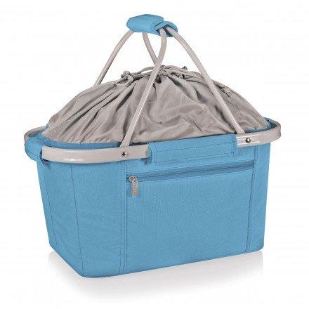 Picnic Time Metro Basket,Vista Blue,US