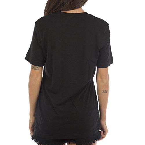 Supereroe und Blitz-T-Shirt Frau