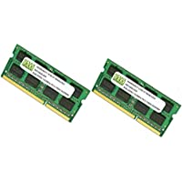 16GB (2 X 8GB) DDR3-1333MHz PC3-10600 SODIMM for Apple iMac 27 Mid 2011 Intel Core i5 Quad-Core 3.1GHz MC814LL/A (iMac 12,2)