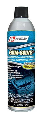Penray 2214 Gum Solve - Carburetor and Choke Cleaner - 15-Ounce Aerosol Can