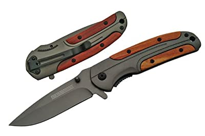 Szco Supplies 300285 Assisted Opening Classic Tech Folding Knife