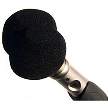 Amazon com: Rycote Stereo Cyclone Mid-Side Windshield Kit 3 for
