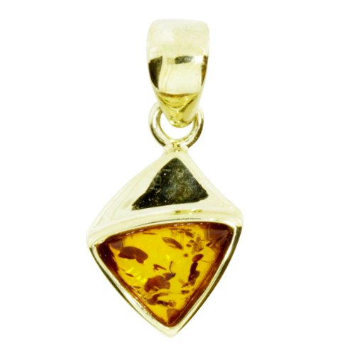 In Collections - OS02349 - Pendentif Femme - Or jaune 333/1000 (8 carats) 1.45 Gr