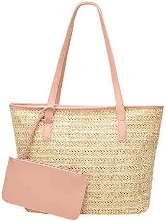 2c7269281044 Shopping Pinks - Straw or Rubber - Hobo Bags - Handbags & Wallets ...