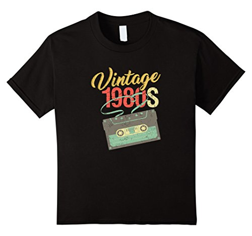 Kids Old School Hip Hop Rap Cassette Tape T shirt 10 - Fashion Hip 80s Hop