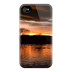 [biM46XchR]premium Phone Cases For Iphone 6/ Beau Coucher De Soleil Cases Covers
