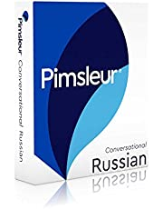 Pimsleur Russian Conversational Course - Level 1 Lessons 1-16 CD: Learn to Speak and Understand Russian with Pimsleur Language Programs (Volume 1)
